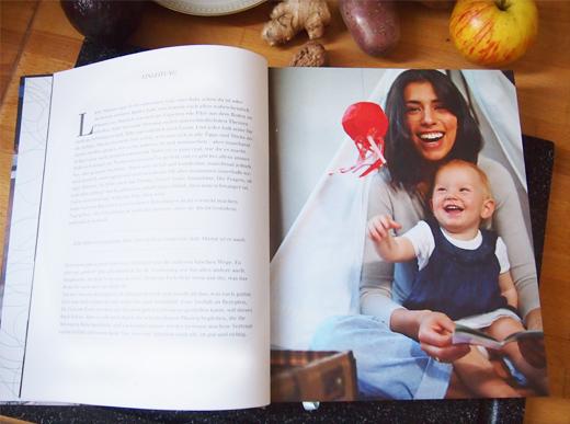 Autorin und Foodbloggerin Hannah Schmitz und ihre Rezepte im Mama-Kochbuch, essen, kochen, kind, baby