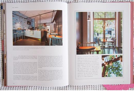 Buch Sugar - 20 Frauen und ihr Traum vom eigenen Café : Kai und Lucie von Café und Patisserie JUBEL Berlin