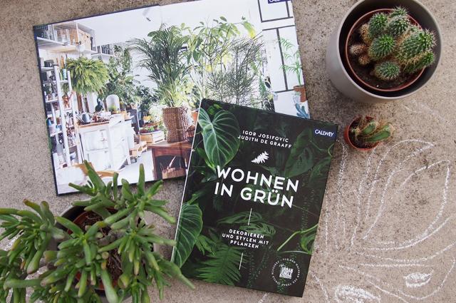 Buch Wohnen in Grün von den Urban Jungle Bloggern Igor Josifovic und Judith de Graaff gewinnen
