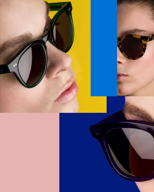 Sonnebrillen von R.T.CO aus Berlin