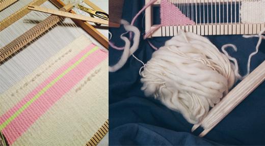 studio hammel - diy webrahmen um Wanbehänge und Wandteppiche selberzumachen, diy