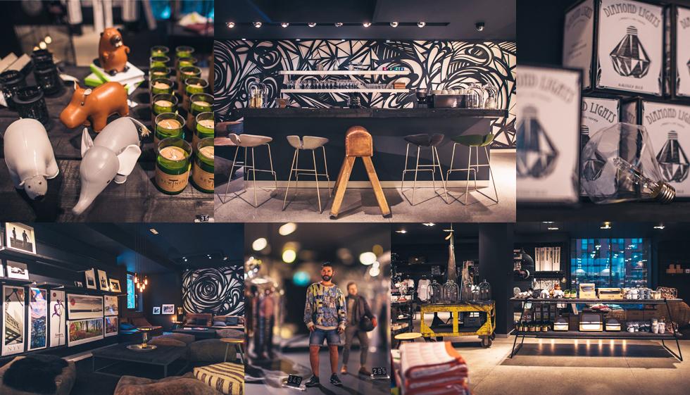 Butiq Feinwaren Concept Store in Mannheim mit innovativen jungen Marken, Mode, Accessoires, Food und Interior
