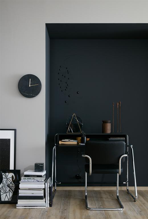 Trendfarbe Grau zu Hause streichen - Tipps und Ideen zum Thema Farbe