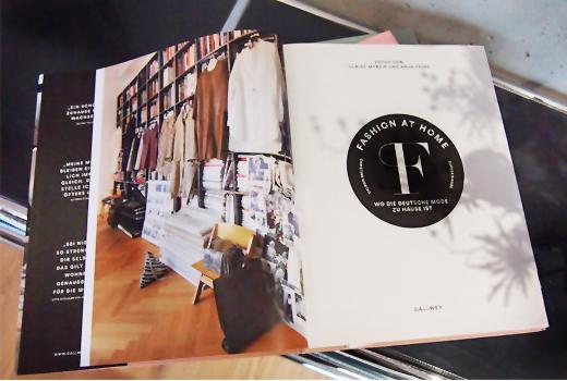 Interior Buch FASHION AT HOME - Wohnungen, Inspiration und Einrichtung deutscher Modedesigner