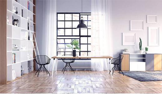 Modulare Möbel - Regale, Regalwände, Tische, Sideboards, Kommoden und Schränke von mycs selbst konfigurieren und entwerfen