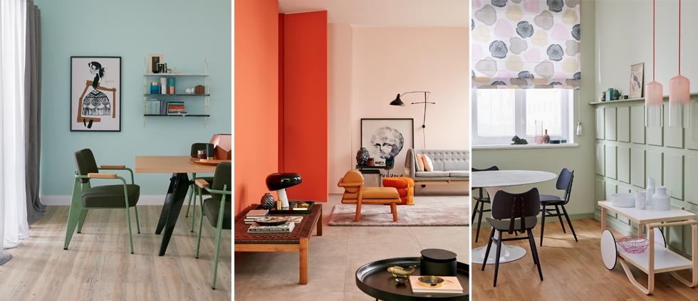 kein raum wie der andere das spiel mit farbe und akzenten the. Black Bedroom Furniture Sets. Home Design Ideas