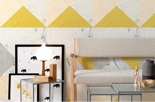 Fototapete mit Marmor Muster von Photowall online bestellen