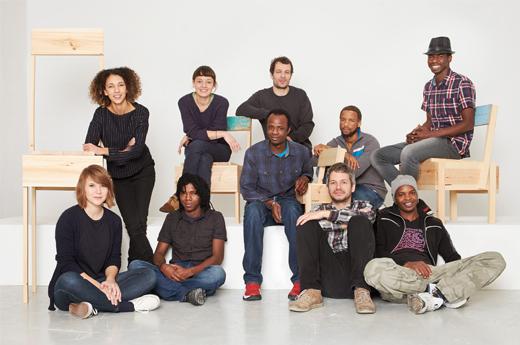 Cucula Berlin - Ein Team für die Flüchtlingshilfe, möbel bauen, hilfe, spenden