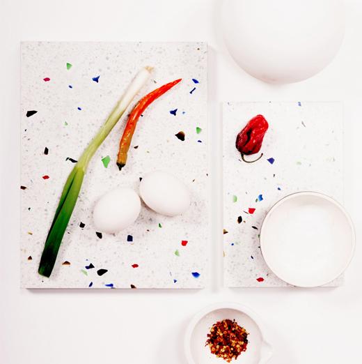Terrazzo Schneidebrett von OK design - Confetti Board