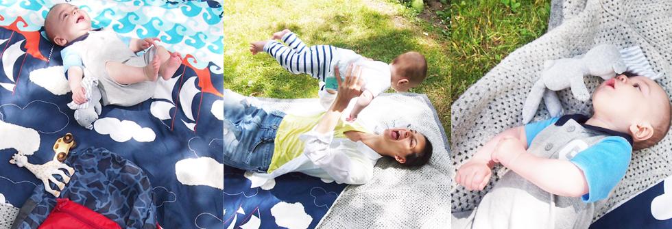 Sommer Kollektion von Baby Gap mit Body, Polo Overall, Boyfriend Jeans und Shirt für Mama und Baby, Zalando, gewinnen, Gewinnspiel