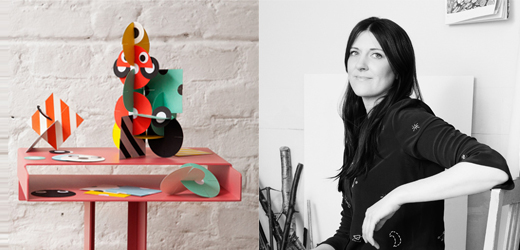 Andrea Potocki mit ihrem Kinder-DIY Blog We like Mondays, Basteln, selber machen, Ideen, Anleitung