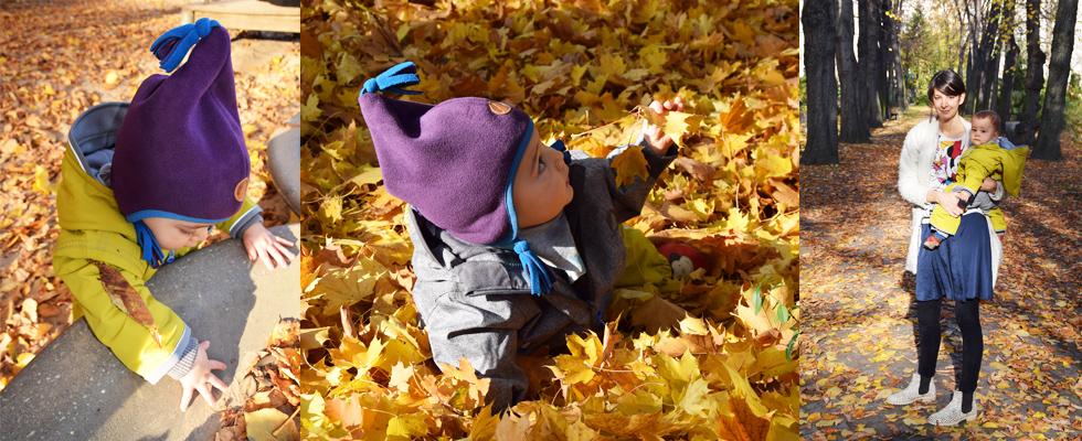 Kindermode von finkid mit Overall, Fleecemütze, Handschuhe und den Jacken TONNTU und TUULIS, günstig, online bestellen