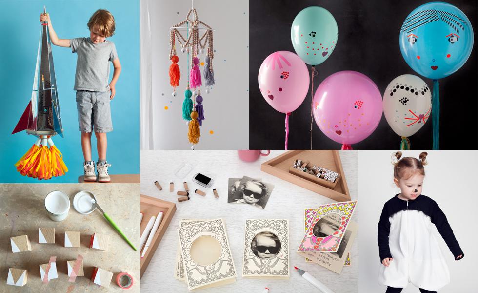 Kinder DIY Blog We Like Mondays - Basteln, Ideen und Inspirationen zum Selber machen mit Kindern