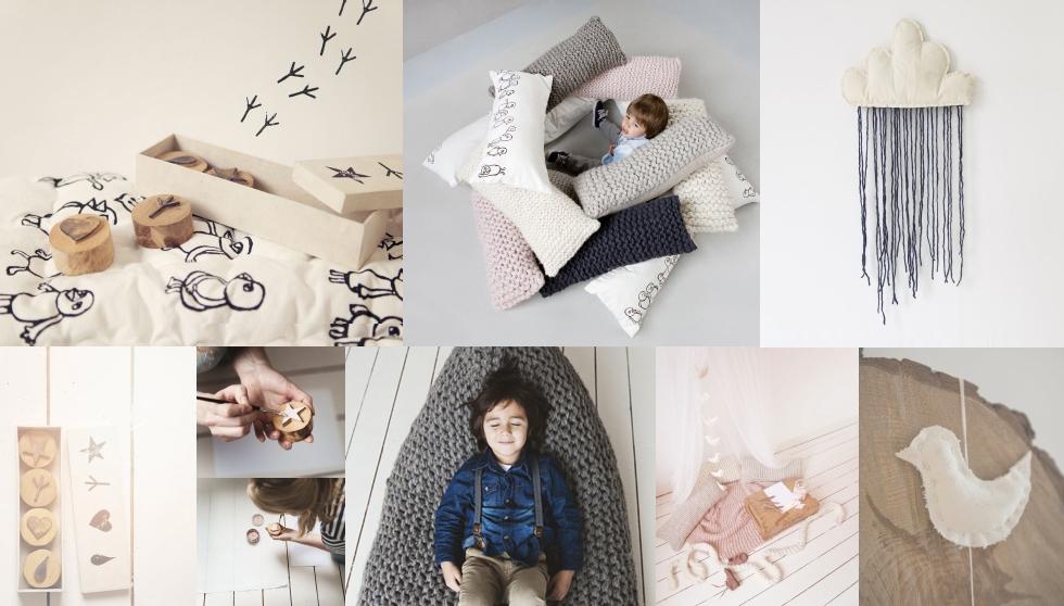 Sitzsack, Kissen und Accessoires fürs Kinderzimmer von Zilalila, Fair Grobstrick aus Nepal, online bestellen, wohnaccessoires, möbel, strick