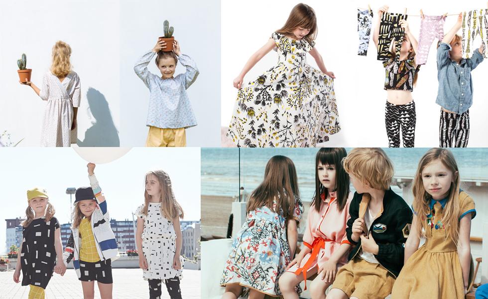 Kindermode von Grain de Chic, Paade Mode, Thief & Bandits und Mainio im Online Shopping Guide von Pepe & Nika online bestellen