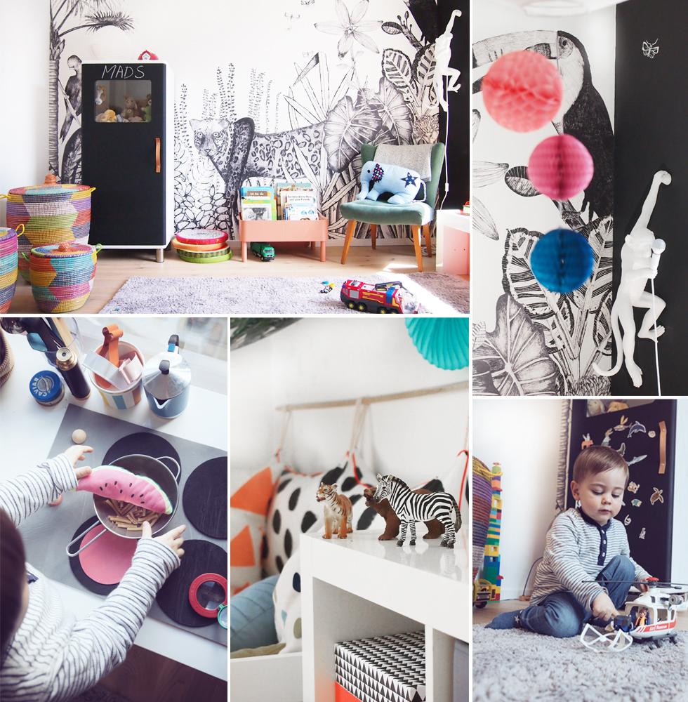 Kinderzimmer einrichten und dekorieren - Ein Kinderbett wird zum ...