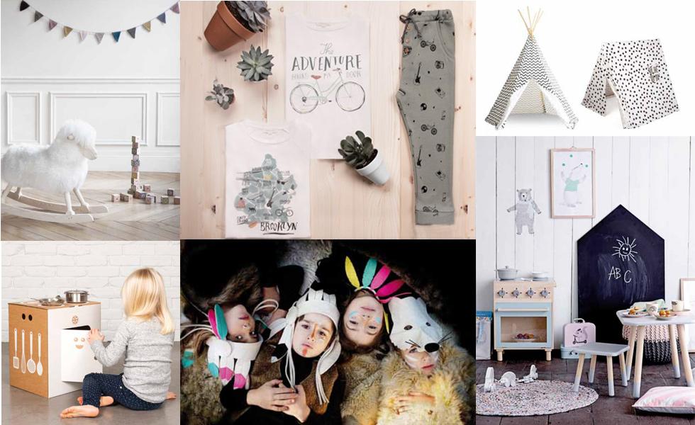 Geschenke, Spielsachen, Kleidung und Möbel für Kinder bei Smallable online bestellen