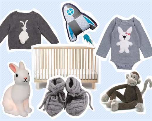 Checkliste für die Baby-Erstausstattung - Onlineshop Smallable