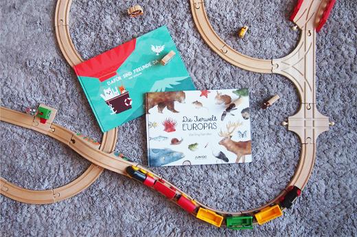 Kinderbücher mit Illustrationen von Juniqe