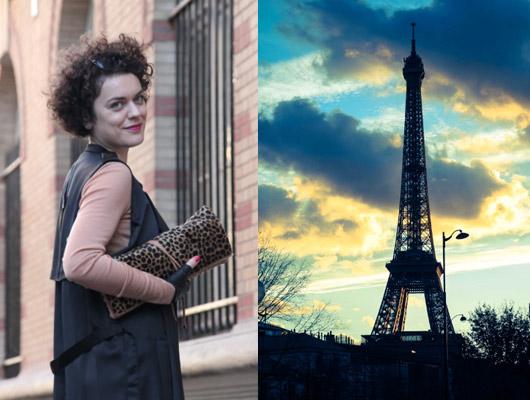 Katrin Schlotterhose von Metropolitan Circus in Paris - Foto Credit: Katrin Schlotterhose