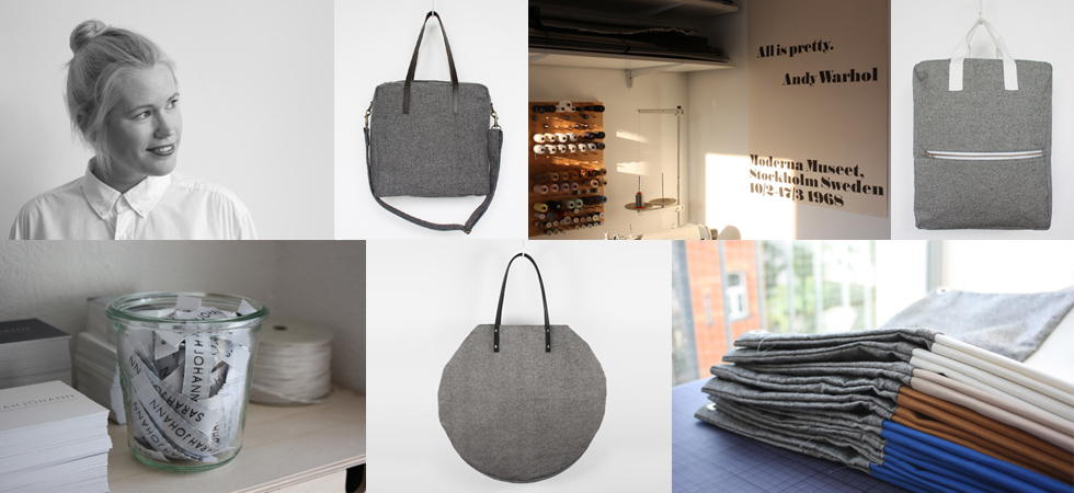 Taschenlabel Sarah Johann aus Berlin, Rucksäcke, Taschen, online bestellen