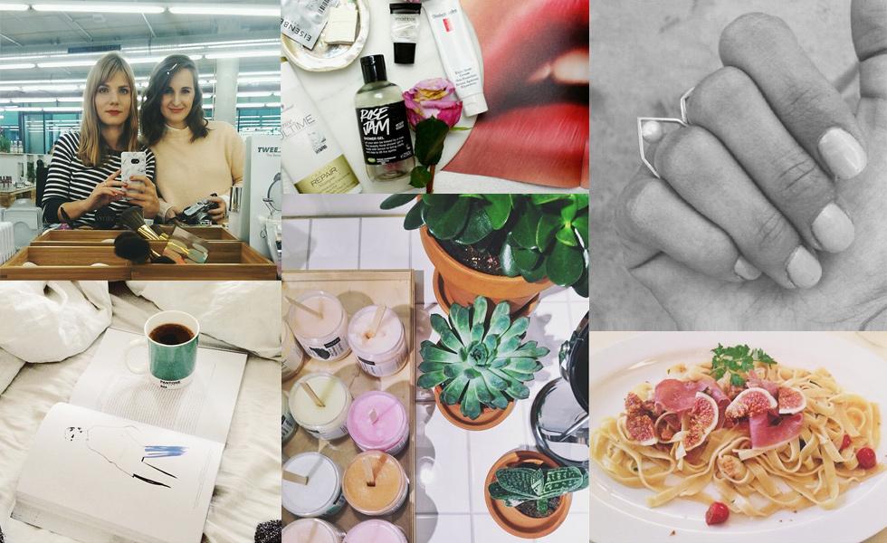 Bloggerinnen Julia-Maria Blesin und Agnes Pauline Pielkavon Nice to Have Mag auf Instagram