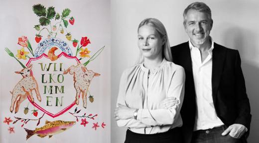 CHefredakteure des Salon Magzin Anne Petersen und Thomas Niederste-Werbeck