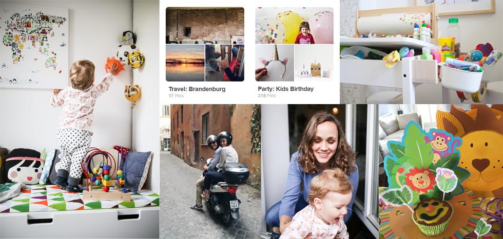 Pinterest Inspirationen fürs Kinderzimmer, für die Löwen-Geburtstagsparty, für Urlaub in Brandenburg und Rom und viele tolle Empfehlungen von Pinspiration
