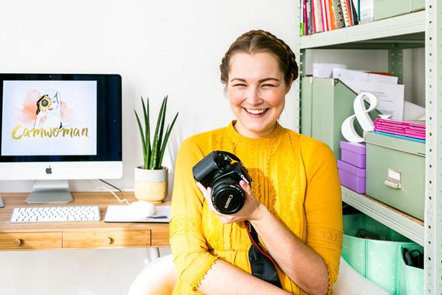 Camwoman - Online-Kurs Fotografie von Patricia Kaiser