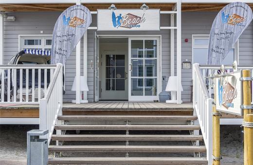 Beach Motel in St. Peter-Ording, Designhotel im Surfer-Look, Buchen, Zimmer, Preise, günstig