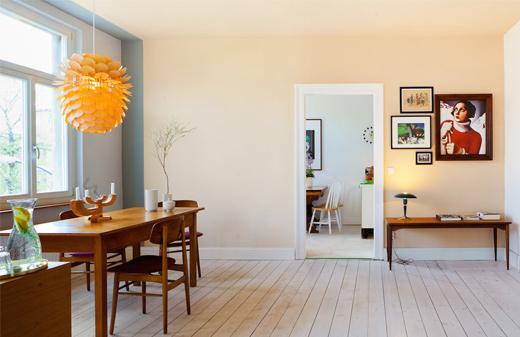 Design Apartments Weimar - Ferienwohnung gefüllt mit Designklassikern, Designapartment, buchen, mieten