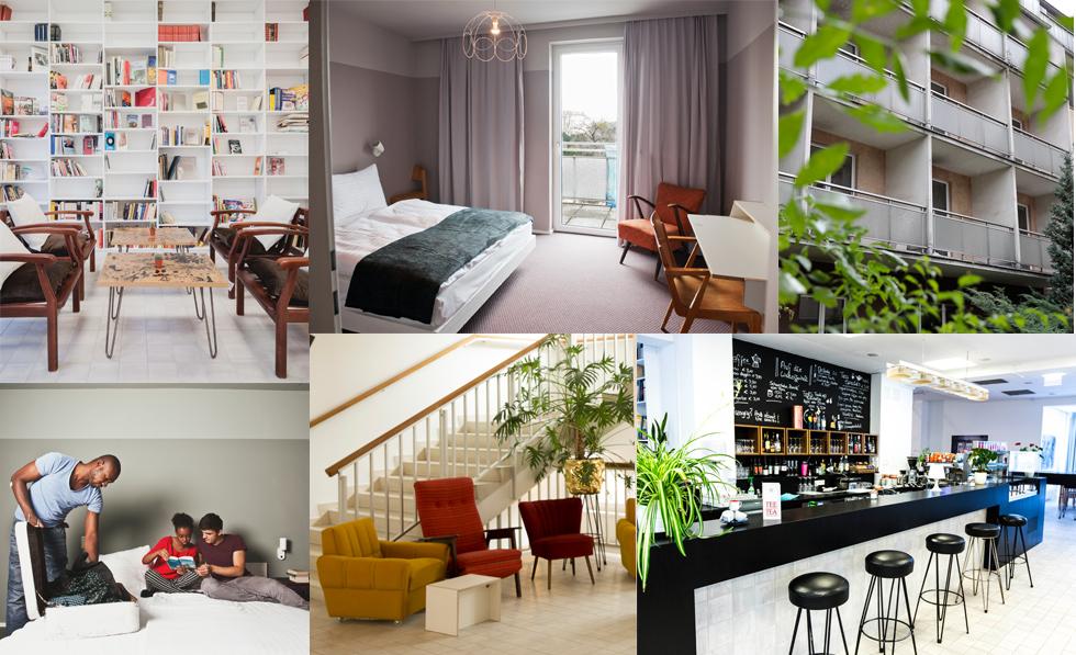Hotel Tipp für die nächste Städtereise nach Wien - das Magdas Hotel am Prater wird von Flüchtlingen betrieben