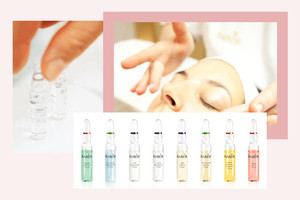 Beauty Treatment mit Babor fluids