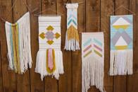 Interior-Trend: Handgewebte Wandteppiche, online bestellen, Etsy, Dawanda, Onlineshop