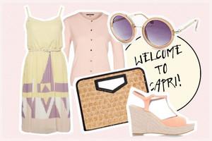 Mode für den Sommer 2014