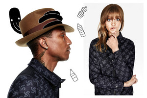 G-Star RAW for the Oceans Denim-Kollektion von Pharrell Williams