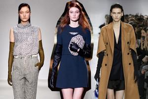 Modetrend Lederhandschuhe im Winter 2014