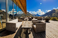 Design Hotel Rooms Kazbegi in Georgien