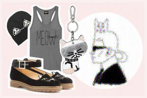 Modetrend Katzenmotiv - Inspiration von karl lagerfeld und Choupette