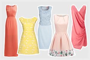 Kleider für Hochzeitsgäste online bestellen, Onlineshop