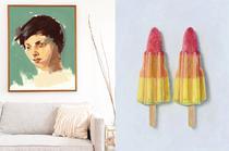 Art-Guide für Etsy, Kunst online kaufen, JoelPenkman, ClareElsaesser