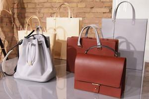Minimalistische Handtaschen von Philipp Bree