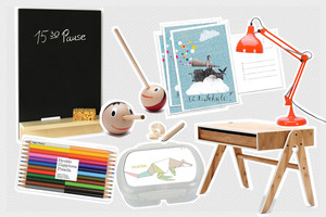 Schöne Dinge für den ersten Schultag online bestellen, Onlineshop, Schulanfang