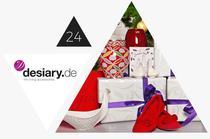 Einkausgutschein für Dekoration und Wohnaccessoires von desiary gewinnen