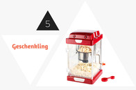 Adventskalender Gewinnspiel - Popcorn-Maschine von Geschenkling.de gewinnnen