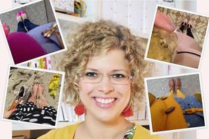 Anna Sterntaler alias Anne Neumann mit ihrem Instagram Styling Projekt One Outfit a Day