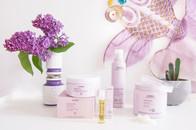 Aveda Stress fix Pflegeprodukte, Badesalz, Bodylotion, Bodycream, Konzentrat mit Lavendel gewinnen, Gewinnspiel