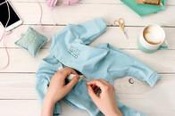 Baby Body und Kinderkleidung selber nähen mit Schnitten und Anleitungen