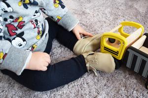 Baby Mokassins und Krabbelschuhe aus Leder online bei Sommersprosse bestellen