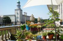 Balkon am Frankfurter Tor in Berlin - Möbel und Accessoires für den Balkon online bestellen